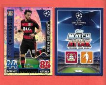 Bayer Leverkusen Hakan Calhanoglu Turkey 482 Man of the Match